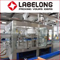 Wholesale Automatic Drinking Water Filling Machine , PET Bottle Filling Machine Stainless Steel from china suppliers