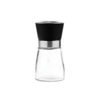 Wholesale Hygienic Lead Free Rotatable Grinding Lid Glass Pepper Jar from china suppliers