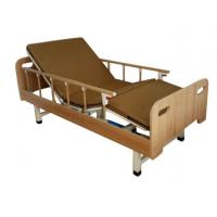 Wholesale Electric Home Care Adjustable Bed For Patients With Wooden Head / Foot Board  from china suppliers