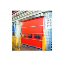 China High Frequency Using Industrial High Speed Door , Automatic Shutter Door on sale