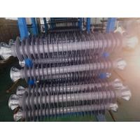 Wholesale Customized 110kV 17.2kN Polymer Line Post Insulator With Flanges Coupling from china suppliers