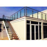 Wholesale Multipurpose Custom Container House , Decorative Modern Container Homes from china suppliers