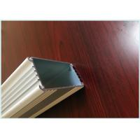 Wholesale White / Champagne Anodized Aluminum Profiles For Lightweight Car Body from china suppliers