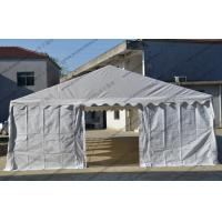 Wholesale 6 X 12m Outdoor Event Tent White Color Pvc Cover With Transparent Church Windows from china suppliers