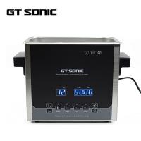 Wholesale Stainless Steel Ultrasonic Jewelry Cleaner 240 * 140 * 100MM Tank 3L from china suppliers