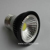 China GU10 3W COB LED spot light with housing down light fitting kits on sale
