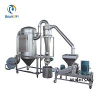 Wholesale Superfine Grain Flour Pulveriser Grinder For Wheat Rice Cassava Easy Operation from china suppliers