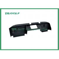 Quality Plastic Golf Cart Overhead Storage Tray With Glove Boxes Customize Design for sale