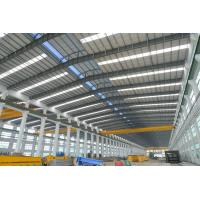 China Alkyd Paint Tubular Steel Structures With AWS , BS , EN , ISO Certificate on sale
