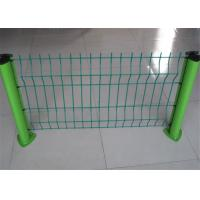 Wholesale Stainless steel galvanized welded wire mesh fence panels for home garden temporary from china suppliers