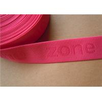 Wholesale Pink Elastic Webbing Straps from china suppliers