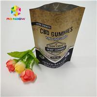 Buy cheap Doypack Ziplock Aluminum Foil Pouch Premium CBD Hemp Flower Tea Packaging Smell from wholesalers