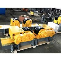 Buy cheap Carry 30 Ton Turning Rolls Welding , Heavy Duty Rotator For Pipes and Tanks from wholesalers