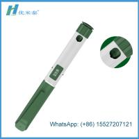 Wholesale Customized Disposable Insulin Pen With 3ml Cartridge In Green Color from china suppliers