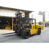 Wholesale 13 Ton Diesel Forklift Truck With Chinese Engine 3.5m Lifting Height from china suppliers