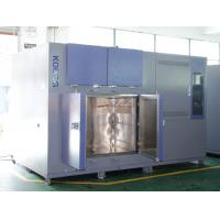 Buy cheap High Low Ambient Temp Thermal Shock Test Chamber 3-Zone Stainless Steel 966L from wholesalers
