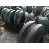 Buy cheap Alloy hot rolled ring forging steel round bar forging round shaft crank forged from wholesalers