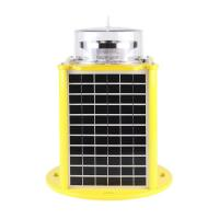Wholesale Low Voltage Solar LED Outdoor Landscape Lighting Aviation Obstruction 12V 24AH Battery from china suppliers