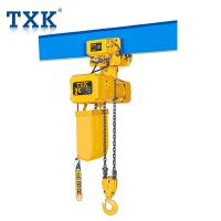 Buy cheap Long Life Electric Hoist And Trolley F Class Insulation Wireless Remote Control from wholesalers