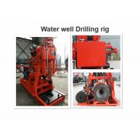 Wholesale GK200 Water Well Drilling Rig 200m Drilling Depth For Road / Railroad Construction from china suppliers
