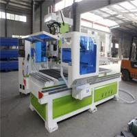 Buy cheap One Head CNC Wood Cutting Machine / Small Woodworking Cnc Machines 1300*2500mm from wholesalers