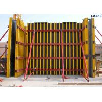 Buy cheap H20 Timber Beam Wall Formwork Systems 6m Height Universal For Vertical Walls from wholesalers