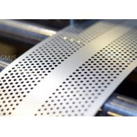 Wholesale 316 Stainless Steel Perforated Metal Sheet , Stainless Steel Decorative Wire Mesh from china suppliers