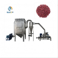 Wholesale 15mm 10-1000kg Per Hr Ss316 Rosehip Herbal Powder Machine from china suppliers