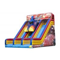 Buy cheap Entertainment Large Blow Up Slide For Commercial Or Personal 8.23 * 5.95 * 6.48m from wholesalers