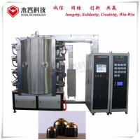 Buy cheap Strong Adhesion Ceramic PVD Coating Equipment, Thin Film PVD Plating Machine on from wholesalers