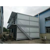 China 40ft Folding Container House For Social Housing Projects Easy To Install on sale