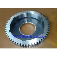 Wholesale Large CNC Machining Bunker Horizontal Spiral Gears Wheel Superior Herringbone Gears from china suppliers