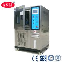 China Hot And Cold Thermal Cycling Chamber / Humidity Testing Equipment on sale
