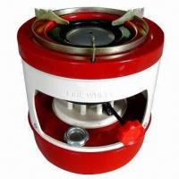 Wholesale Camping Stove with 10 Wicks Enamel Covering from china suppliers