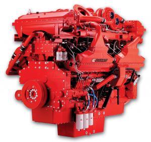 China QSK60-G8 Cummins Diesel Engine , 1800KW 16 Cylinder Cummins Marine Engines on sale