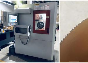 Wholesale CNC control 4 axes HSS saw blade automatic sharpening and grinding machine from china suppliers