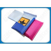 Wholesale Durable Shiny BOPP Plastic Poly Bubble Envelope Glamour Slicker Shipper Bubble Mailers from china suppliers