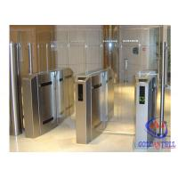 Buy cheap Fashionable Security Speed Gate High Working Speed Glass Turnstile For Public Service from wholesalers