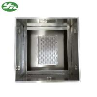 Buy cheap Customize Clean Room Hepa Filter Box Unit Stainless Steel For Clean Room Ceiling from wholesalers