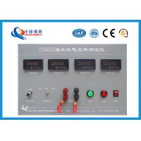 Wholesale Plug Cord Voltage Drop Test Equipment High Efficiency For Long Term Full Load Operation from china suppliers