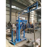 Buy cheap Insulating Glass Silicone Extruder Machine Manual Second Sealing Equipment from wholesalers