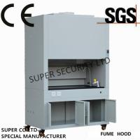 China Plastics Drying Medical Fume Hood , Exhaust Fume Hoods For Chemical Lab on sale