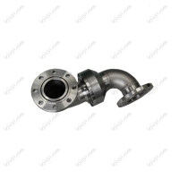 Buy cheap 360 degree universal joint high pressure hydraulic water swivel joint from wholesalers