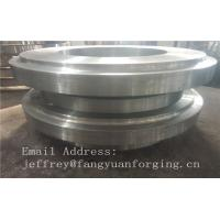 China JIS ASTM ASME 316 Stainless Steel Forged Valve Body Covering Forged Round Bar on sale