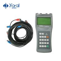 Buy cheap Mini Ultrasonic Flow Transmitter , Non Intrusive Flow Meter For Water Flow from wholesalers