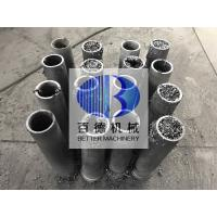 Wholesale Id80/50x600mm Silicon Carbide Tube RBSiC / SiSiC Burner Nozzles For Tunnel Kiln from china suppliers