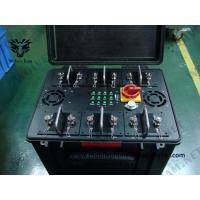 Buy cheap Pelican Case WIFI GPS Drone Signal Jammer Cover 100% Drones Uav High RF Power from wholesalers