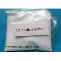 Buy cheap DHT Prohormone Epi - Andro Epiandrosterone Powder CAS 481-29-8 Male Hormone from wholesalers