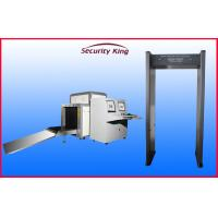Buy cheap Airport Security Full Body Scanners , 800 * 650mm Tunnel X Ray Machines at from wholesalers