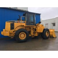 China 2017 Year Liugong 856 Second Hand Wheel Loaders 5t With Cummins Engine on sale